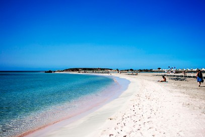 Elafonisi beach - Top Greece destinations