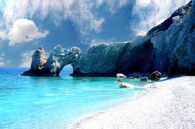 Blue Caves, Skiathos