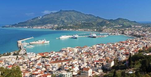 Zakynthos island, one of the top Greece destinations