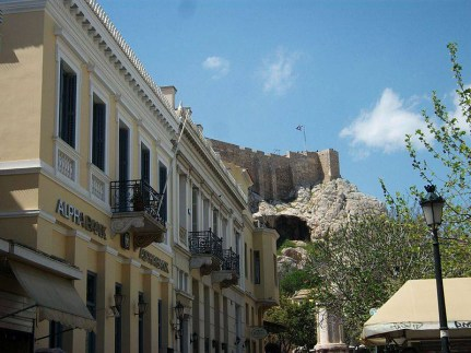 The Hammam of Winds - Athens walking tour