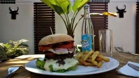 Double Hamburger Ibiza