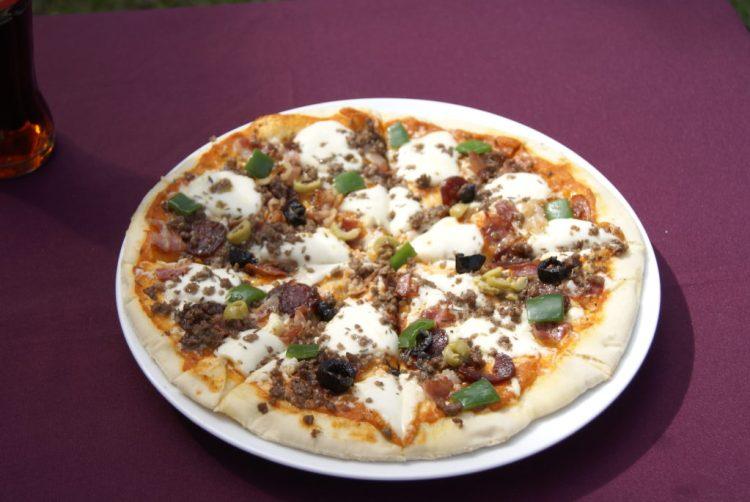 Pizza Ibiza