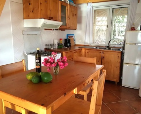 Stella Maris villa kitchen