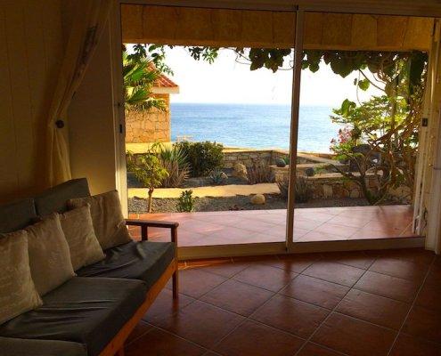 Stella Maris villa living room