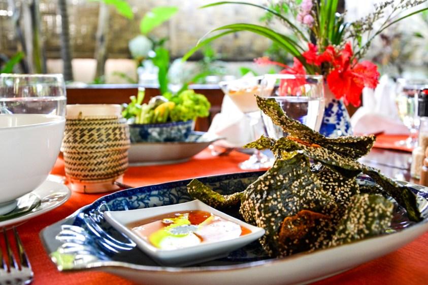 Algues - Restaurant - Villa Maydou Boutique Hotel, Luang Prabang