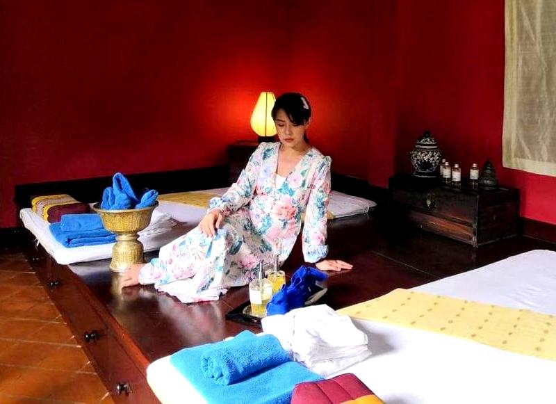 Massage - Villa Maydou Boutique Hotel, Luang Prabang