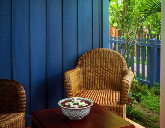 Tradition deluxe room, Blue House - Villa Maydou Boutique Hotel, Luang Prabang