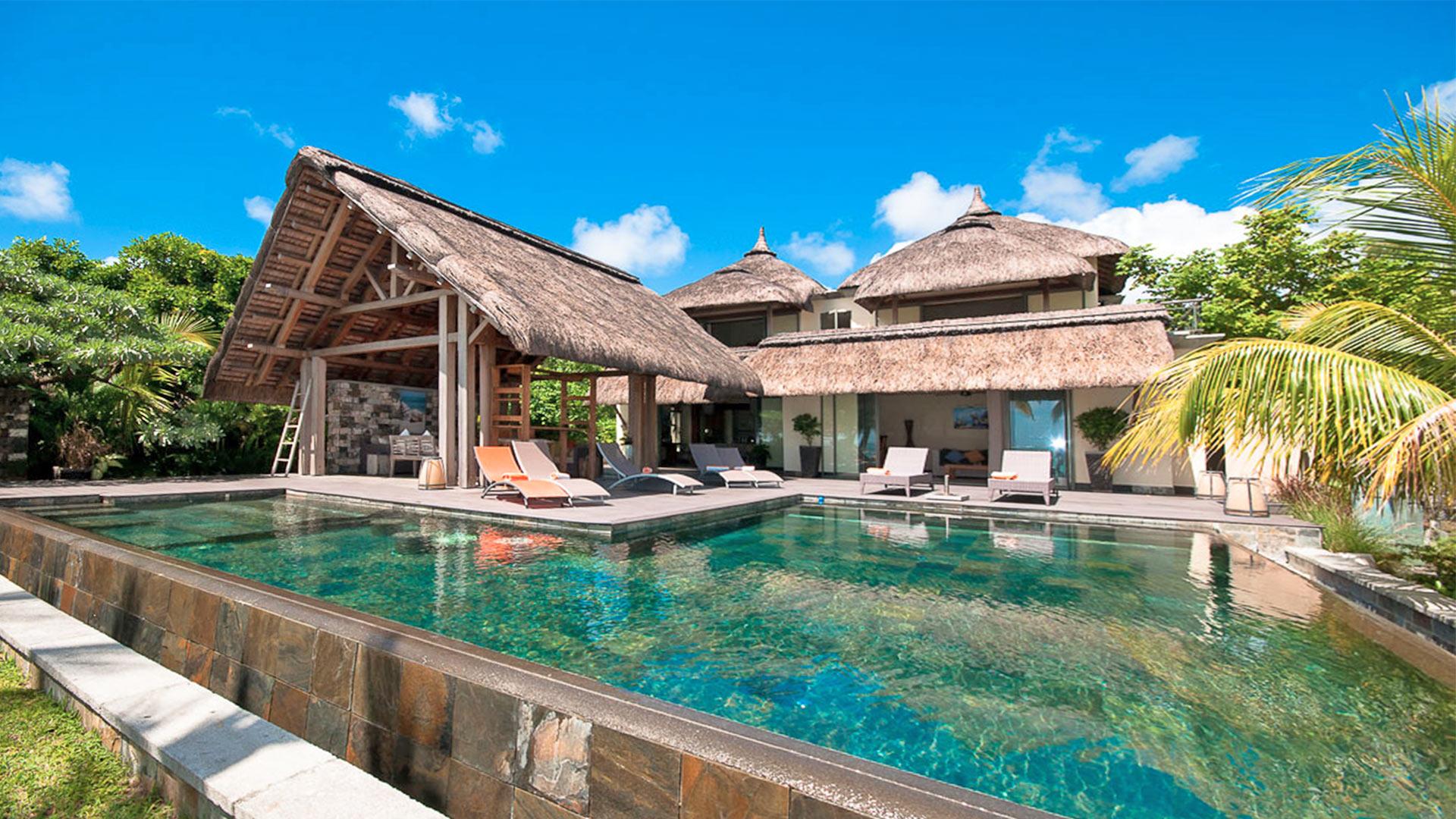 Villa Heaven Villa Mieten In Mauritius Osten Belle Mare