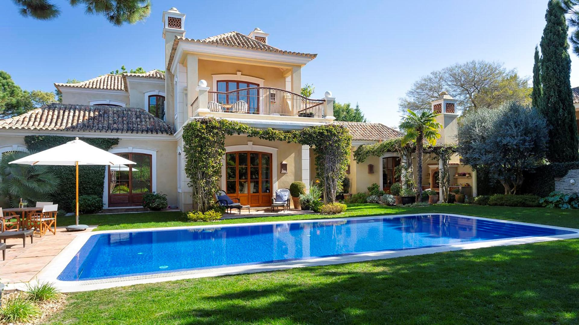 location de villa de luxe au portugal