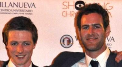 Kieran Williams y Sebastian James, ganadores de la I Edición de Kerygma Awards