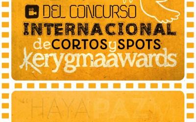 Se presenta el cartel de la IV Edición de los Kerygma Awards