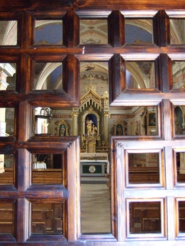 Entrée - Eglise Saint Pierre aux Liens