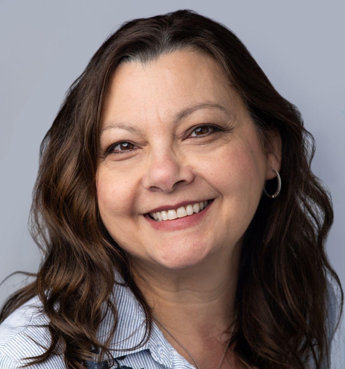 Headshot of Michelina Crecco