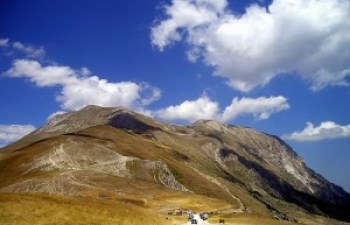 sibillini mountains marche