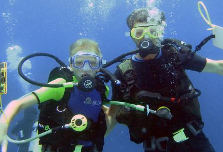 Bali is een duikparadijs