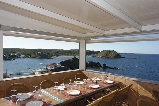 Restaurant Cap Roig - Villas Etnia