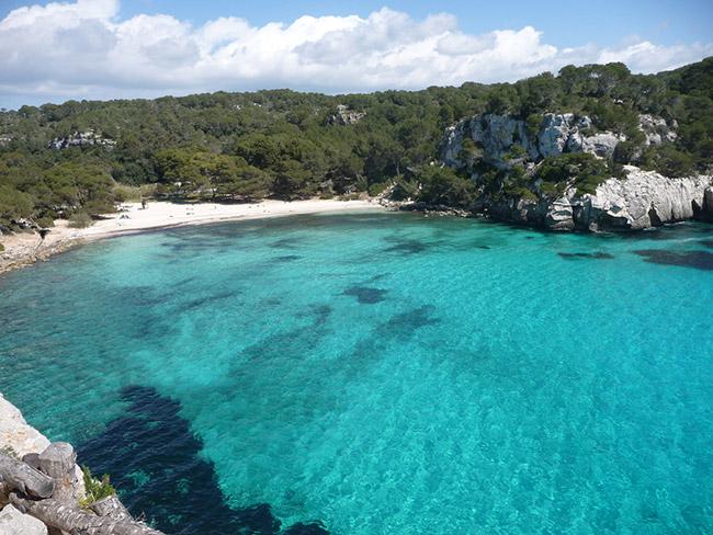 Beach Macarella - Villas Etnia