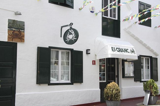 Restaurante Es Cranc - Villas Etnia