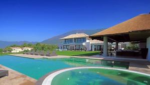 stunning villa at la zagaleta