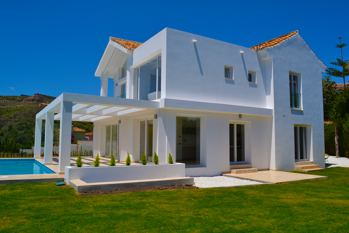 Brand New Villa in El Paraiso Alto - SOLD