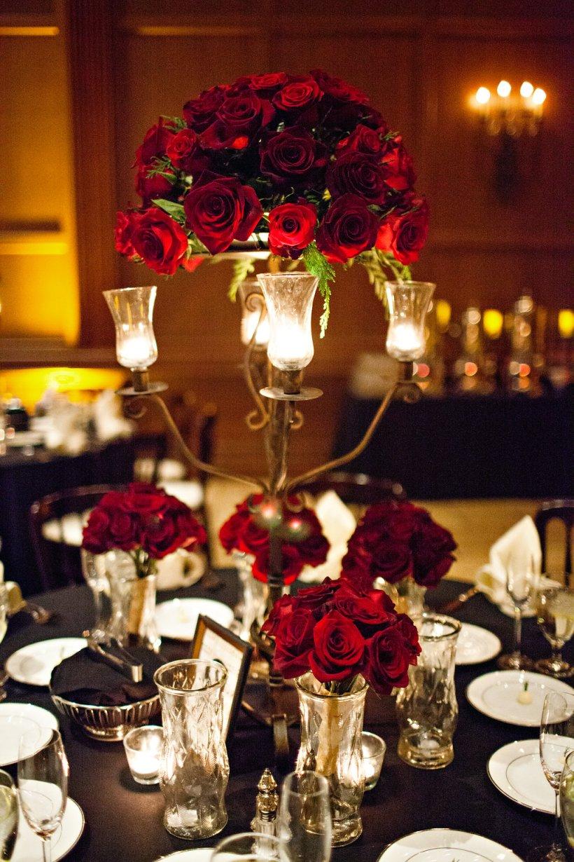 Red Black Gold Wedding Ideas Deweddingjpg