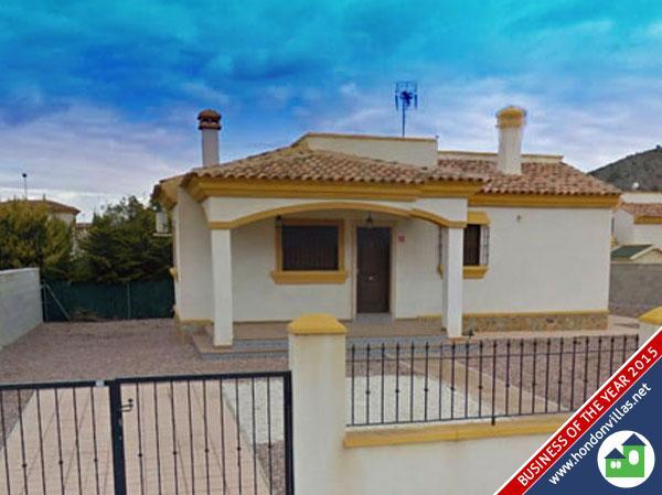 779 Urbanisation Montanosa – Detached Villa