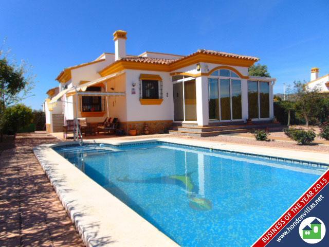 717 Urbanisation Montañosa – Detached Villa