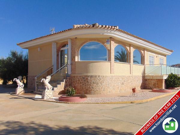 843 For Sale Fortuna Detached Villa
