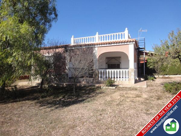842 Detached Villa Hondon De Los Frailes
