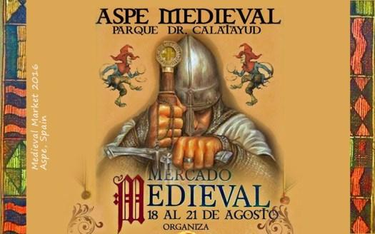 Fiestas Aspe Medieval 2016