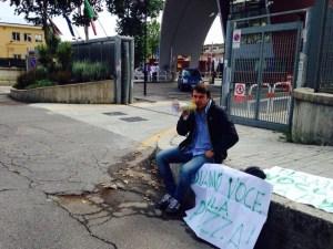 """""""Diamo voce alla puzza"""", blitz dei Consiglieri all'impianto Ama Salaria"""