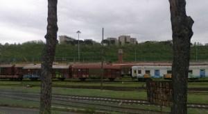 Rubano cavi di rame nel deposito ferroviario di Villa Spada, 2 arresti