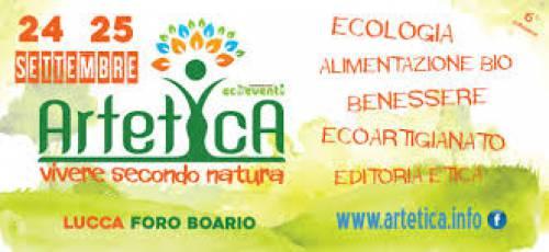 ARTEtica 2016 Lucca Foro Boario