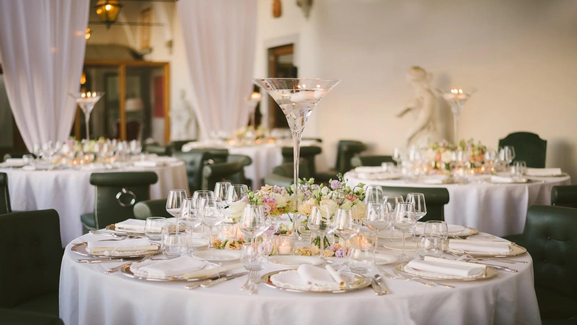 Cerimonie - Villa Tolomei Hotel & Resort 5 stelle