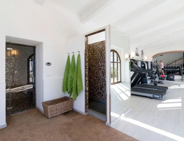 Health Club - Villa Tolomei Hotel & Resort 5 stelle