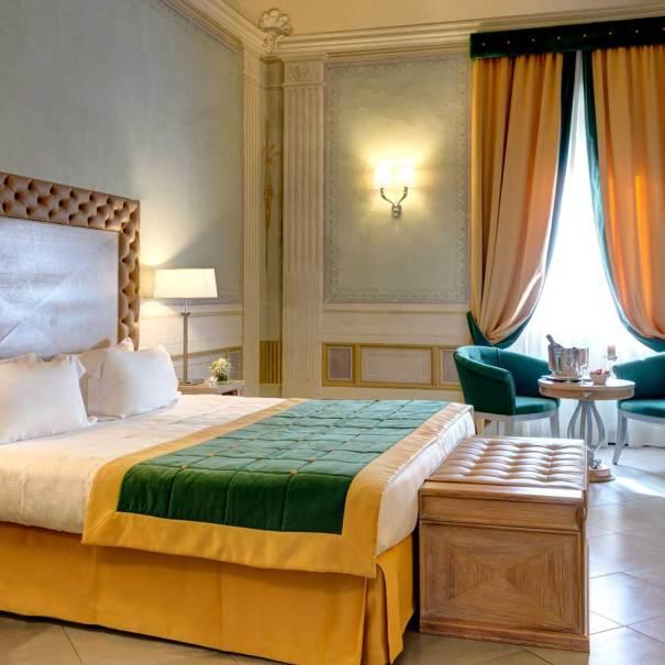 Royal Room - Villa Tolomei Hotel & Resort 5 stelle