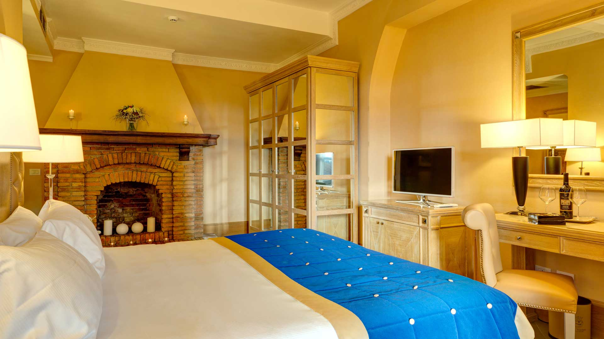Club Room - Villa Tolomei Hotel & Resort 5 stelle