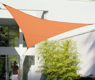 voile d ombrage triangulaire 5m