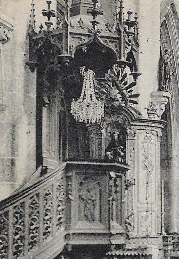 Chair de l'église