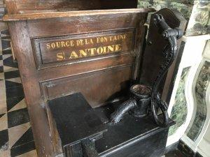 La fontaine Saint Antoine