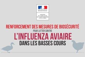 illu. renforcement des mesures de biosécurité