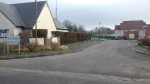 La rue des Chapeliers