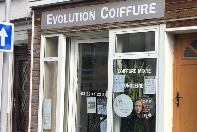 Évolution Coiffure
