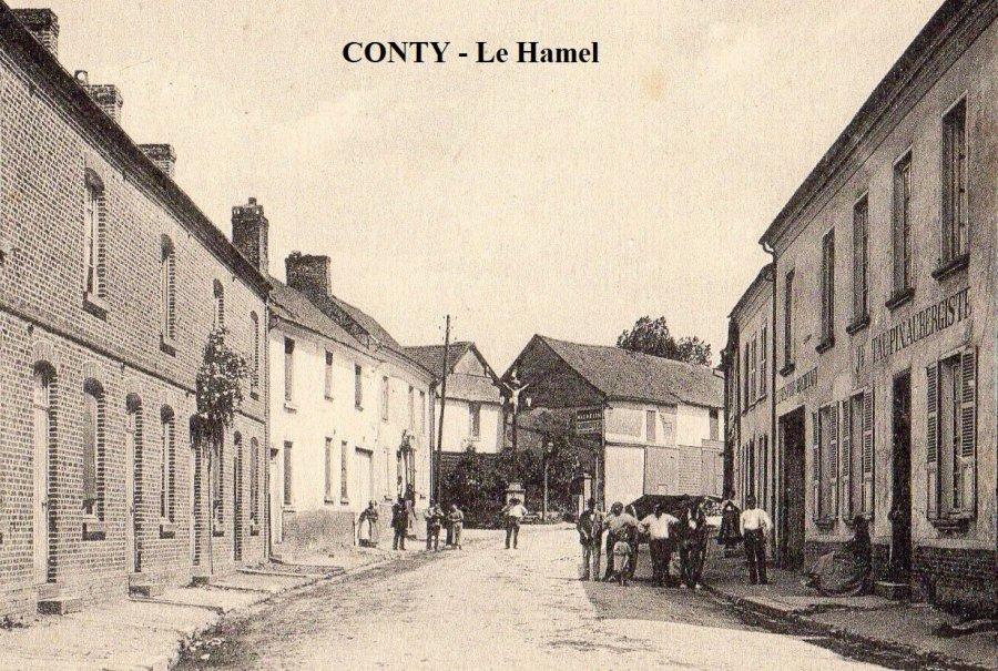 Conty - Le Hamel