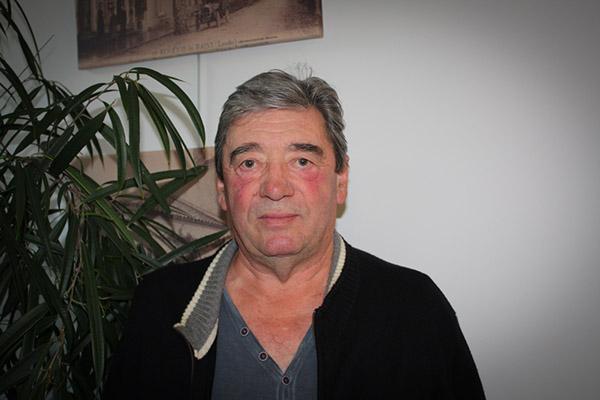 Francis DUPOUTS