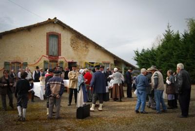 Tournage 150ans