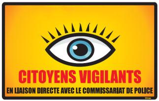 Dispositif Citoyens Vigilants - Mairie de Lesquin