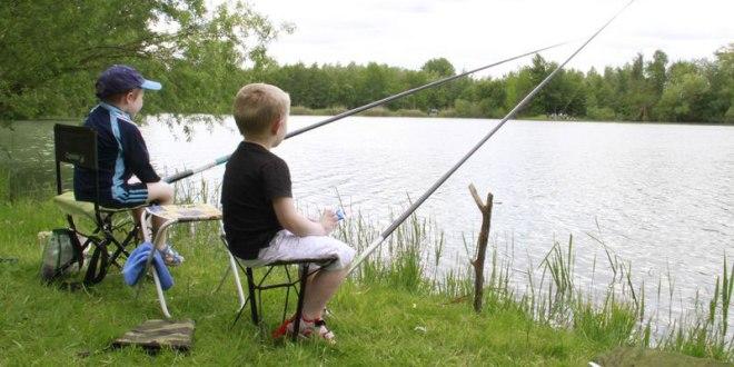 Pêche enfants Verberie