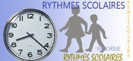 Réforme des rythmes scolaires