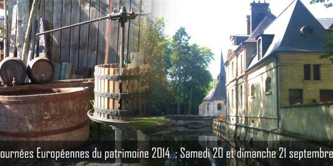 Journées européennes du patrimoine 2014 : à la découverte de notre riche patrimoine